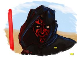 Sketcher Maul by Gone-Batty