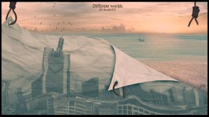 Different Worlds by fresakgfx
