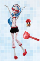 MH Ghoulia Yelps Dead Tired by mh-maria