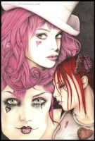 Emilie Autumn by DDaniela