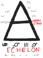 Echelon Poster by MidnightThrills