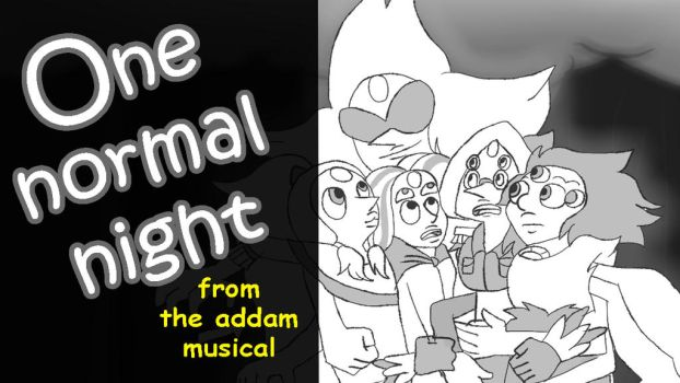 One normale night (animatic) by Nonpervetgirl