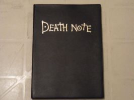 Death note 2 by wabodisnay