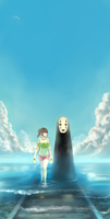 Spirited away by ragecndy