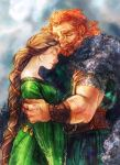 CC: Elinor and Fergus by MistyTang