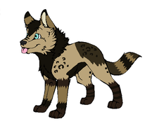 Pup for XKSilver by LizzysAdopts