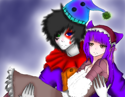 ART TRADE - Pierrot x Teru by MOCHlRON