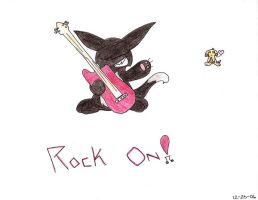 ROCK ON by bmbbaby4