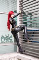 Black Widow by Arual-Ebiru-Secrag