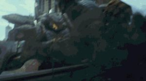 Pacific Rim - Striker Eureka vs Mutavore Gif by xXSederapXx