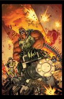 GIJOE TPB Cover 12 by Jonboy007007