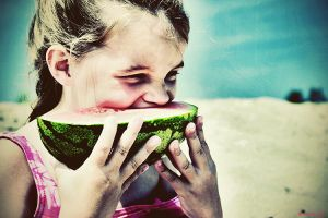 Mmm Mmm Watermelon. by ByLaauraa