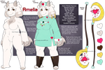 [Design] Undertale OC : Amelia Hopwood by Solar-Paragon