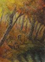 aceo where forest dwarves live by kailavmp