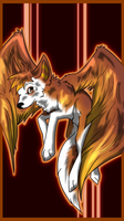 AT: Wings like fire by Blackwolfpaw