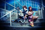 Kingdom Hearts by Mnguyen8097