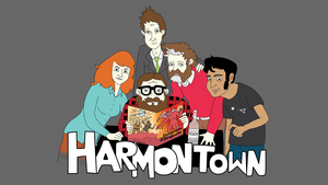 Harmontown Wallpaper (4K) by stimpyrules