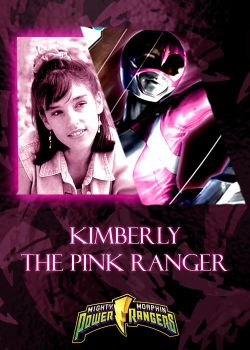 MMPR Saving Kim by LSPhoenixWolf
