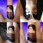 11th Doctor Ring by otterling