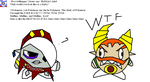 Ask Me Answer 33 Me and Ghirahim as Kirbys? by Ask-Chancellor-Cole