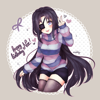 happy b-day noe!  by Emii-chi