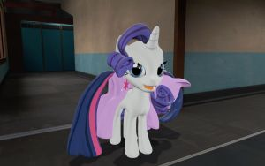 PF2 - Meet Rarity - Gentlemen? by TBWinger92