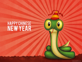 Happy Chinese New Year by KellerAC