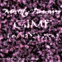 Gimp Mistify Brushes II by Electronic-Angel