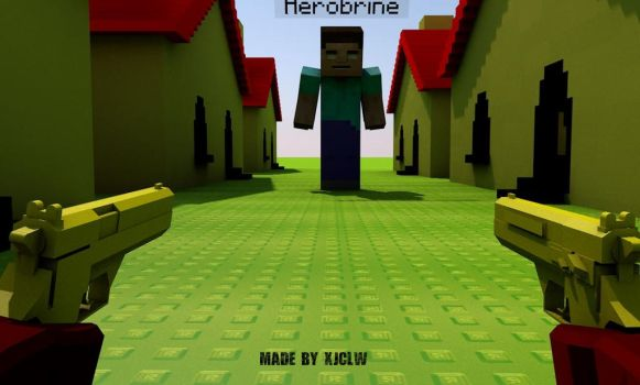 ROBLOXian POV - ROBLOXian Fighting Against Herobri by Stuff-incorporated