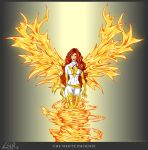 The White Phoenix by rehsurc