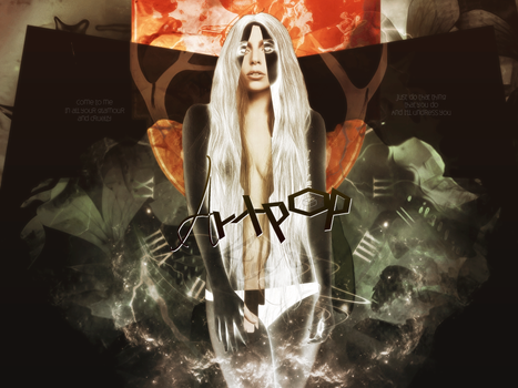 ARTPOP - BLEND - NEW ARTPOP ERA by Na-ri