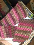 WIP Memory Lapse Scarf by copperrein