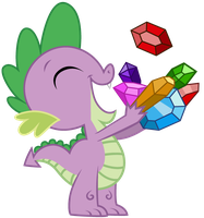 Recycle Bin (empty) Icon ponified by Nerve-Gas