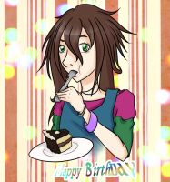 It's Hai's b-day hooray :D by HoshinoDestiny