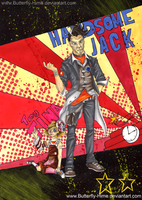 Handsome Jack and Tiny Tina by Butterfly-Hime