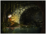 Grave of the Fireflies by sycamoreleaf