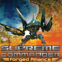 Supreme Commander Forged Alliance by griddark