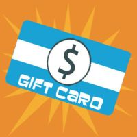 Gift Card web banner by Numbmonkey
