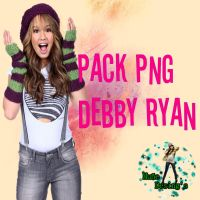 Debby Ryan Pack PNG by Kitzeee