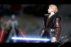 Lightsaber-Duel by Axzl by AxzlRose