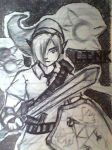 Link- ready for battle by ansem-the-dead