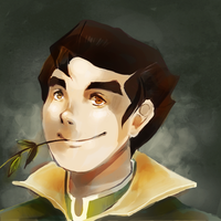 Legend of Korra: Bolin by Pochi-mochi
