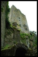 blarney castle underground by choney25