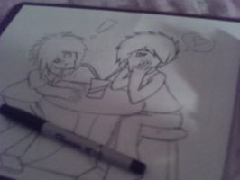 WIP - A one time thing DxJ by BOTDF-Sonic-Pm2fan