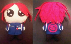 Gerard Way Doll by ameeeexx
