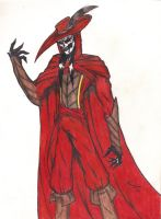 The Red Death by Top-Hat-Wolf