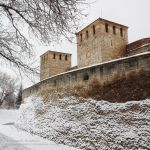Legend of the Icy Fortress by tihomirmladenov