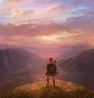 Breath of the Wind by allisonchinart