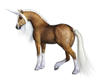 Unicorn 02 PNG Stock by Jumpfer-Stock