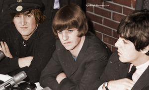 John, Ringo, and Paul 1966 ver 2 by koolkitty9